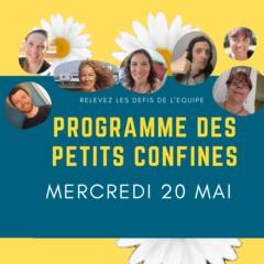Protégé: Programme des petits confinés : Mercredi 20 Mai