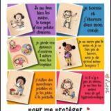 Les gestes barrières expliqués aux enfants