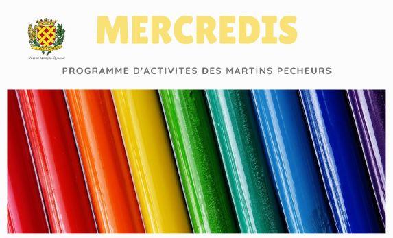 Programme Mercredis Octobre 2020